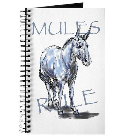 Mules Rule Journal
