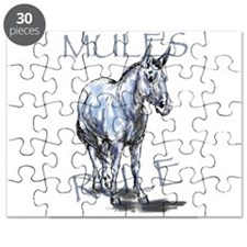 Mules Rule Puzzle