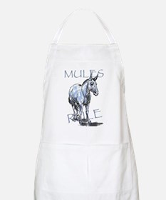 Mules Rule Apron