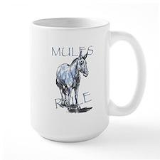 Mules Rule Mug