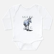 Mules Rule Body Suit