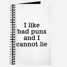 I Like Bad Puns Journal
