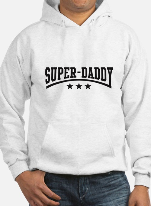 Super-Daddy Hoodie