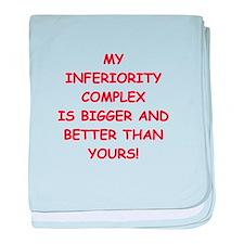 inferior baby blanket