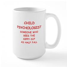 child psychology Mug