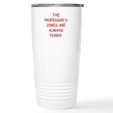 professor Travel Mug