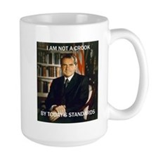 i am not a crook Mug