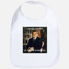 i am not a crook Bib