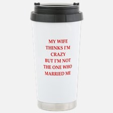 husband Travel Mug