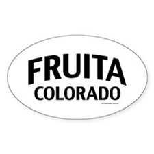 Fruita Colorado Decal