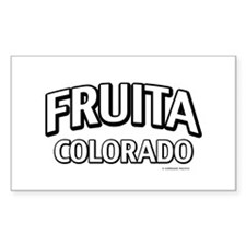 Fruita Colorado Decal