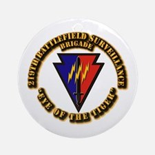 SSI - 219th Battlefield Surveillance Brigade Ornam