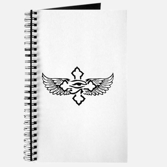 Cool Coptic cross Journal