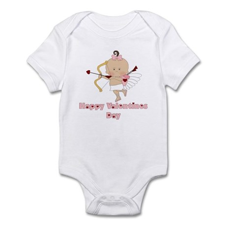 Happy Valentines Day (Girl 2) Body Suit