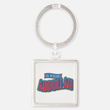 The Incredible Abdullah Keychains