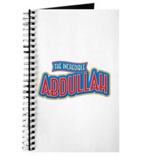The Incredible Abdullah Journal