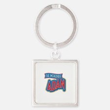 The Incredible Adan Keychains