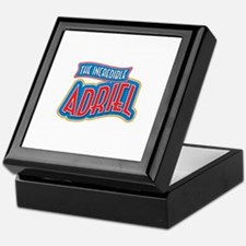 The Incredible Adriel Keepsake Box