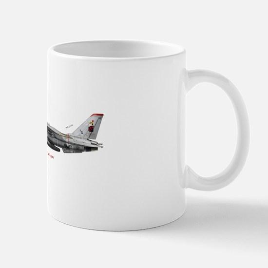 VF-11 X'mas Special Mug