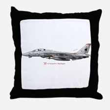 VF-11 X'mas Special Throw Pillow