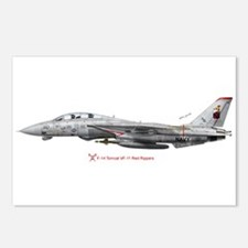 VF-11 X'mas Special Postcards (Package of 8)