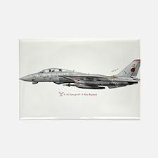 VF-11 X'mas Special Rectangle Magnet