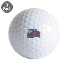 The Incredible Agustin Golf Ball