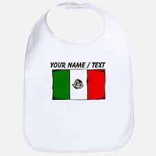 Custom Mexico Flag Bib