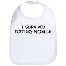 Survived Dating Noelle Bib