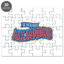The Incredible Alejandro Puzzle