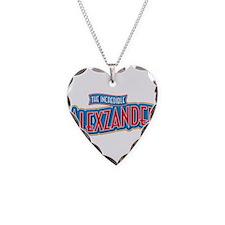 The Incredible Alexzander Necklace