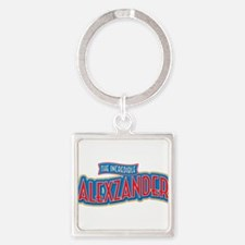 The Incredible Alexzander Keychains