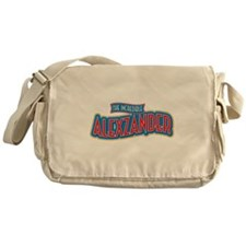 The Incredible Alexzander Messenger Bag
