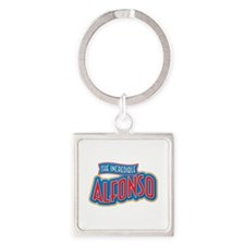 The Incredible Alfonso Keychains