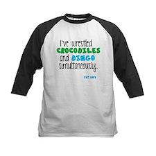 Crocodiles and Dingo Baseball Jersey
