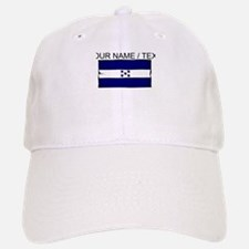 Custom Honduras Flag Baseball Baseball Baseball Cap