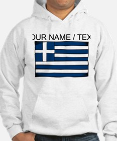 Custom Greece Flag Hoodie