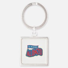 The Incredible Alonzo Keychains