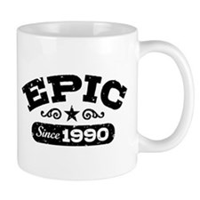 Epic Since 1990 Coffee Mug