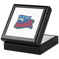 The Incredible Amare Keepsake Box