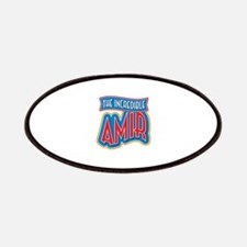 The Incredible Amir Patches
