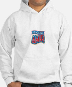 The Incredible Amir Hoodie