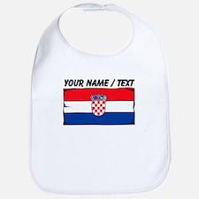 Custom Croatia Flag Bib