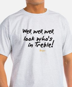 Treble Pun T-Shirt