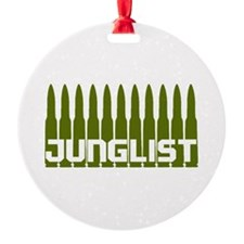 Junglist Green1.png Ornament