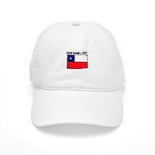 Custom Chile Flag Baseball Baseball Baseball Cap