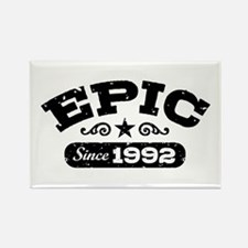 Epic Since 1992 Rectangle Magnet