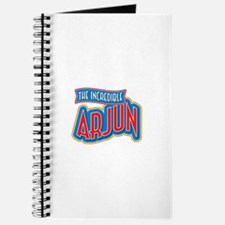 The Incredible Arjun Journal