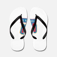 The Incredible Arlo Flip Flops