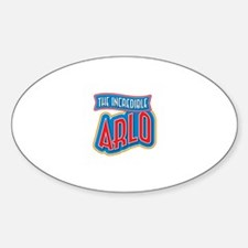 The Incredible Arlo Decal